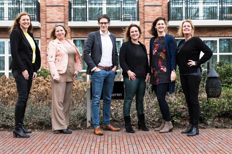 Teamfoto Utrecht